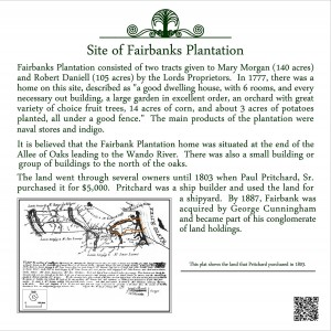 Fairbanks Plantation