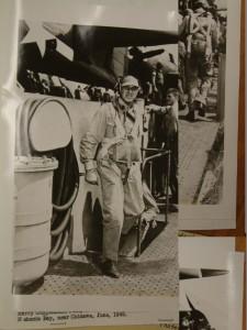 Guggenheim as Naval Aviator
